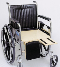 """6023 Amputee Seat (Hinge) Extension Left 18""""x16"""" (6023)"""