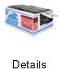 RALSTON 2754-01 BAG GARBAGE 22 x 24in REG BLACK CA/500