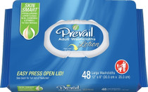 WIPE WET PREVAIL 12x8in FRAGRANCE && FREE CA/12 x 48 740-WW-810