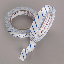 TAPE INDICATOR PLASMA GAS COMPLY 0.75in x 50yd WHITE 800-1228