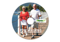 Keenfit Pole Walking DVD (14023)