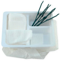 TRAY DRESSING WRAPPED STERILE  626-3040