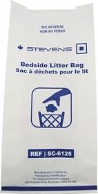 BAG BEDSIDE PAPER 6 x 2.5 x 11.5in CA/1000 P50 001-SC-6125