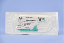 Ethicon-640G SUTURE SILK BRD BLK 5-0 18in P-3 BX/12 (963-1265B)