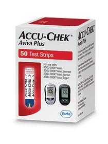 Blood Glucose Accu-chek Aviva Test Strip 50/BOX (05987431164) (Accu-Chek 05987431164)