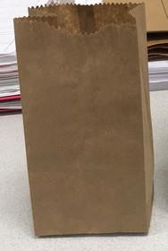 Ralston-011074 BAG PAPER KRAFT 1lb CA/500