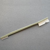 Sklar-10-1444 BRUSH INSTRUMENT NYLON BRISTLE DBL-END PK/3
