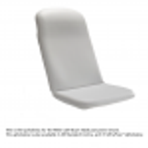 UPHOLSTERY TOP 28in FOR MDL 224 EXAM TABLE SOOTHING BLUE 144-002-2009-855