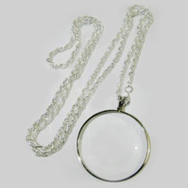 Decorative Necklace Magnifier (4029)