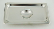 197-90-3210 COVER TRAY S/S FOR 90-3010/90-3020 RECESSED STRAP HANDLE