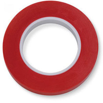 762-T-02-04 TAPE INSTRUMENT ROLL RED 0.25 x 250in