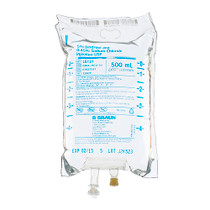 SOLUTION DEXTROSE 5% NACL 0.45% 500ml INJ CA/24 971-L6121