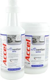 907-100906583-CA DISINFECTANT HARDSURFACE INTER- && VENTION ACCEL RTU 1 litre CA/12 P44