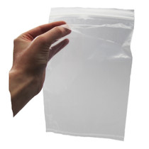 BAG ZIP LOCK 6 x 9in w/SPECIMEN POUCH CA/500 024-DIS-031