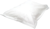 PILLOWCASE DISP 21x30in T/POLY P70 WHITE PRO-ADVANTAGE CA/100 002-P230023
