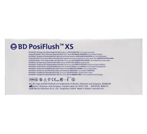 BD 306572 Syringe FLUSH IV POSIFLUSH XS 10ml SALINE BX/30 P24