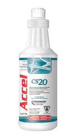 Accel ACCCS20-1 Hydrogen Peroxide Instrument Chemosterilant 1 litre CS20