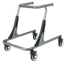 """Drive  GT3000-2GGY LARGE MOXIE GT GAIT TRAINER DRIVE MEDICAL, GREY 29""""-39"""""""