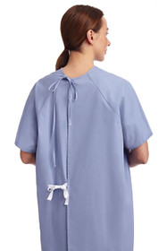 MOBB Medical PG550 Patient Nightgown, Ceil, One Size, Each