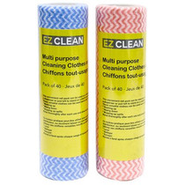 EZCLEAN 075423 Multi Purpose Cleaning Cloth on Roll
