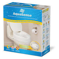 CRP0094 Raised Toilet Seat 4 Inch