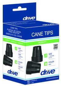 "Drive 10383BK-8 Cane Tip (1"" cane diameter) 10383BK-8"