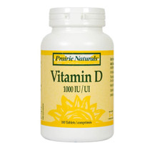 Prairie Natural Vitamin D