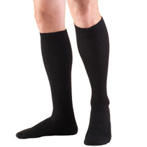 DIABETIC & COMFORT CARE Socks 8-15mmHg Knee-high, black XS-S-M-L-XL (1913BL)