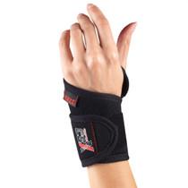 CSX X622 SPORTS BRACING wrist wrap, black UNIVERSAL (X622)