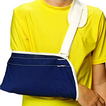 KID'S LINE Cradle Style Arm Sling - Navy I-P-Y (C-320NV)