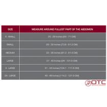 OTC 2508 SELECT SERIES Elastic multipurpose binder for Men NEW! S-M-L-XL-2XL