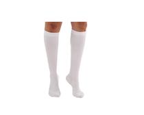 Socks, unisex (white) pair S-M-L-XL (79600) (79600)
