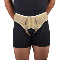 OTC 2956 Single/Double Inguinal or Scrotal Hernia Support S-M-L (2956)