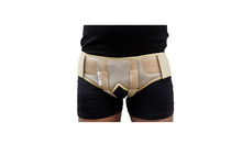 "Double Post-Hernia Support, 5"" depth S-M-L-XL (0A-5)"