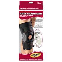 ORTHOTEX 2548 Knee Stabilizer w/ROM Hinged Bars (2548)