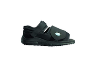 Ladies' Medical Surgical Shoe - Black (ea) S-M-L (8699)