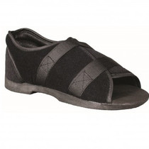 8704 Men's Softie Open Toe Shoe, Black S-M-L-XL