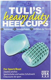 Tuli's M10212 Heavy-duty Heel Cups Regular