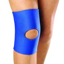 Champion C-316R KID'S LINE Knee Sleeve w/ Open Patella- blue** S-M-L (C-316R)