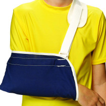 Champion C-320NV KID'S LINE Cradle Style Arm Sling - navy** I-P-Y