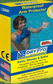 DRYPRO - PICC Line - Ostomy Protector Waterproof half arm protector Regular (HA1500)
