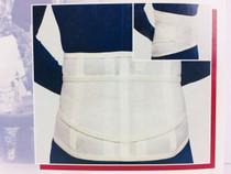 "OTC 0555 OBESITY, GENERAL SUPPORTS Men's obesity-2 pulls-back lace,11"" -13½"" front,8""-10½"" back 32-48 (OTC 0555)"