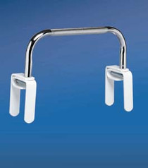 "BATHTUB SAFETY RAILS Chrome 6"" x 18"""