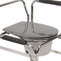 Seat assembly, complete, fits all PCP commodes (511602) (PCP Medical 511602)