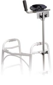 Drive 10105-1 Platform Walker/Crutch Attachment