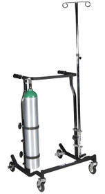Drive CE 1020 IV Pole for All Wenzelite Posterior and Anterior Safety Rollers (CE 1020) (Drive CE 1020)