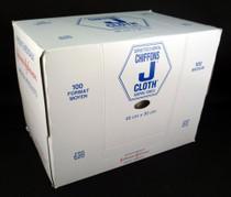 J-Cloth Med 30 x 46cm White 100/bx