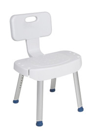 Bathroom Safety Shower Chair with Folding Back (RTL12606)