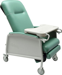 Drive Medical D577-J Clinical Care Geri Chair Recliner by Drive Medical, Jade (D577-J)