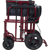 Bariatric Heavy Duty Transport Chair (ATC22-R)